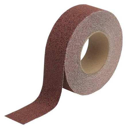Anti-Slip Tape, Red, 2 in x 60 ft.