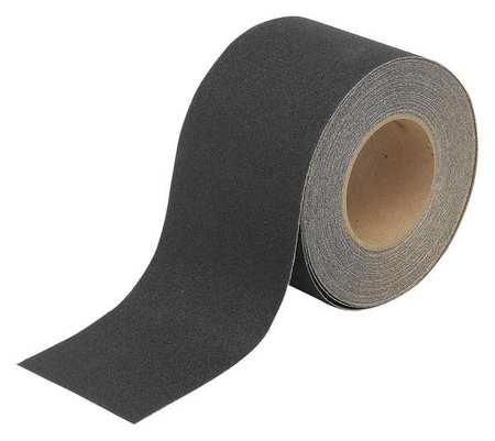 Anti-Slip Tape, Black, 4 in x 60 ft.