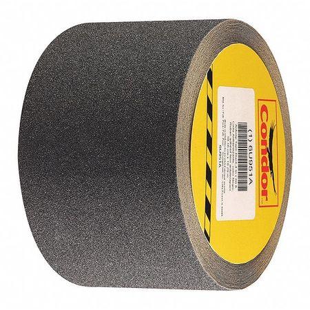 Anti-Slip Tape, Black, 4 in x 60 ft.