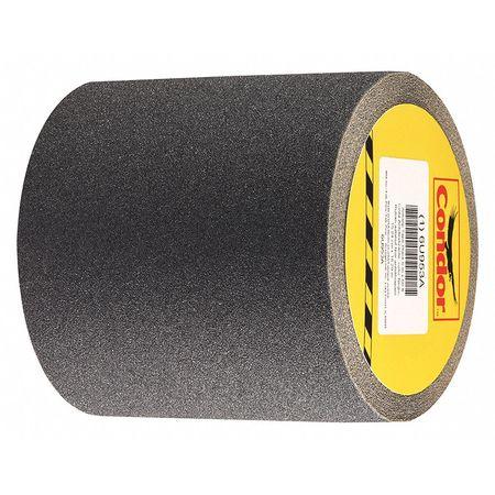 Anti-Slip Tape, Black, 6 in x 60 ft.