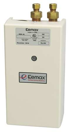 277VAC Electric Tankless Water Heater 4100W,  Commercial