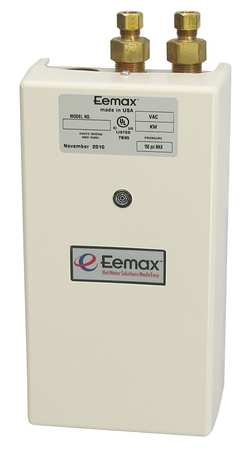 5500W Commercial Electric Tankless Water Heater,  240VAC