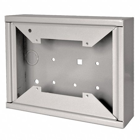 Vandal resistant 3 g enclosure for 6VEY9