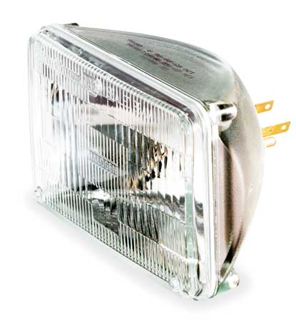Halogen Sealed Beam Lamp, 165mm, 50W