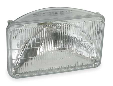 Incand Sealed Beam Lamp, 165mm, 40/60W