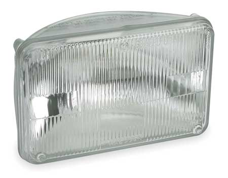 Incandescent Sealed Beam Lamp, 165mm, 100W