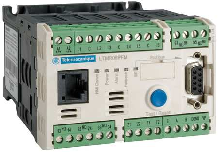 Motor Manager, Profibus DP, 24VDC, 1.35-27A