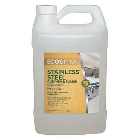 Cleaner and Polish, Size 1 gal., Gallon