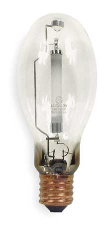 GE LIGHTING 400W,  ED28 High Pressure Sodium HID Light Bulb