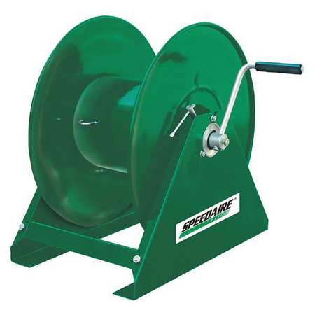 Hose Reel, 3/4 In ID x 120 Ft, 1000 PSI