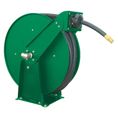 "Hose Reel, 1/2"", 100 ft, 300 psi"