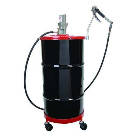 Grease Pump, 120 lb./16 gal. Drum, 40:1