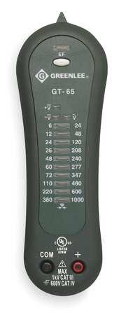 Voltage, Continuity Testr, 1000VAC, 1000VDC