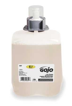 GOJO 2000 mL Unscented Foam Soap