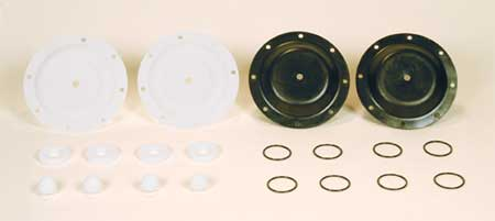 Pump Repair Kit, Fluid