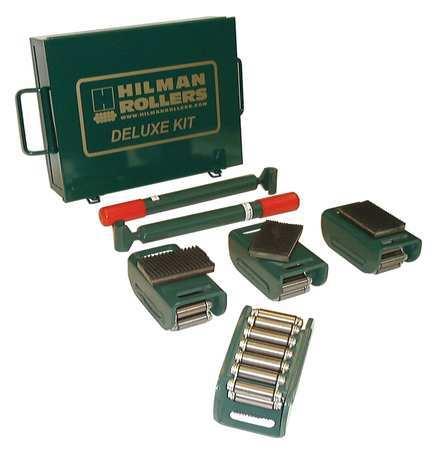 Equipment Roller Kit,  Swivel,  6, 000 lb. Cap