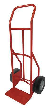 Heavy-Duty Continuous-Use Steel Hand Trucks