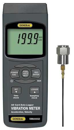 Vibration Meters - GENERAL