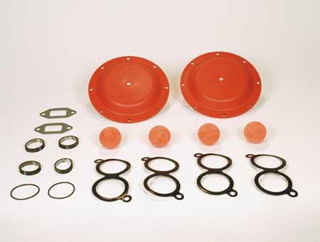Pump Repair Kit, Fluid