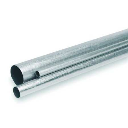 EMT Conduit, 1/2 In., 10 ft. L, Steel