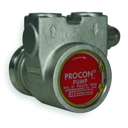 Pump, Rotary Vane, SS