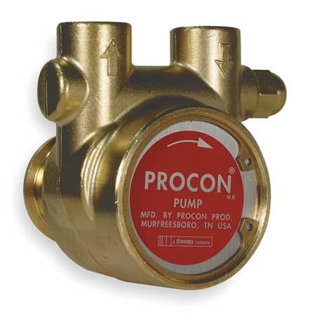 Pump, Rotary Vane, Brass