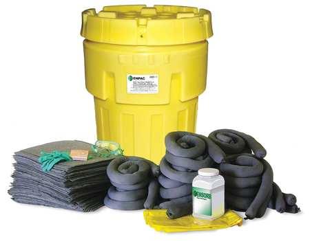 Spill Kit,  Oil-Based Liquids,  Yellow