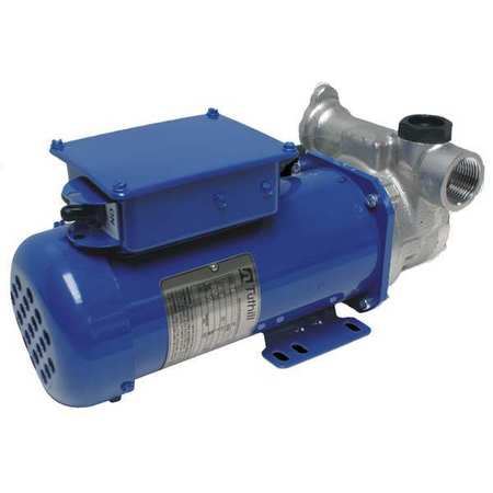 Drum Pump, SS, 115VAC, 1/2 HP, 60 Hz, 3/4 in.