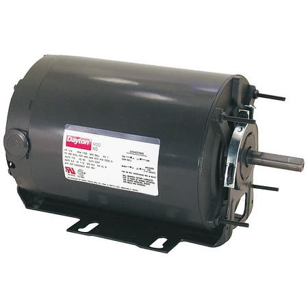 GP Mtr, Split Ph, ODP, 1/6 HP, 1725 rpm, 48Z