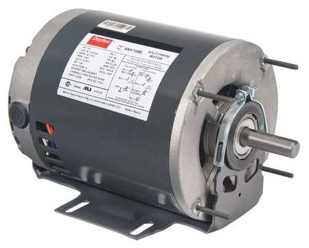 GP Mtr, Split Ph, ODP, 1/3 HP, 1725 rpm, 56