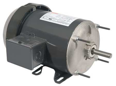 GP Mtr, Split Ph, TEFC, 1/6 HP, 1140 rpm, 48Z