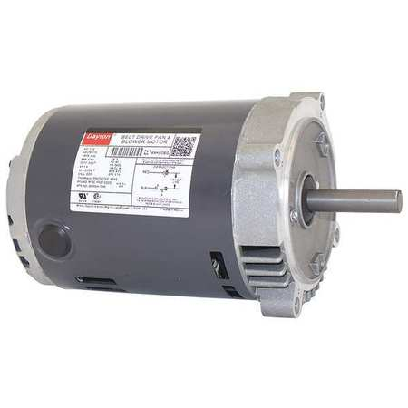 Belt Drive Mtr, SplitPh, ODP, 1140rpm