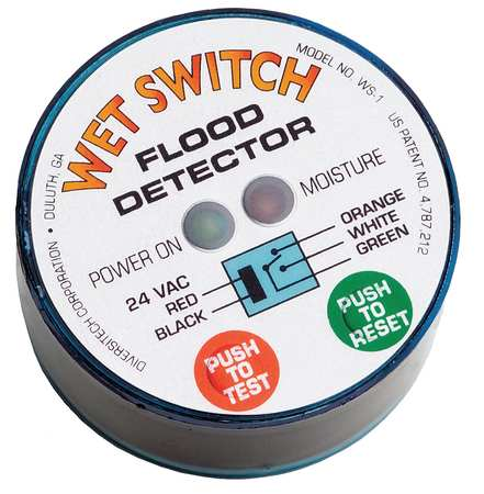 Condensation Flood Detector Switch, SPDT