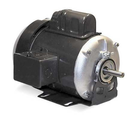 GP Mtr, CS, TEFC, 1/4 HP, 3450 rpm, 48Z