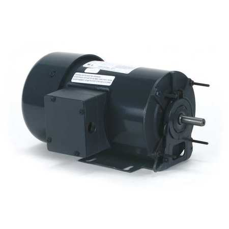 GP Mtr, Split Ph, TEFC, 1/4 HP, 1725 rpm, 48