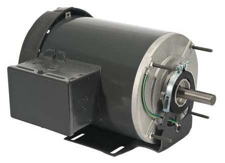 GP Mtr, Split Ph, TEFC, 1/3 HP, 1725 rpm, 56