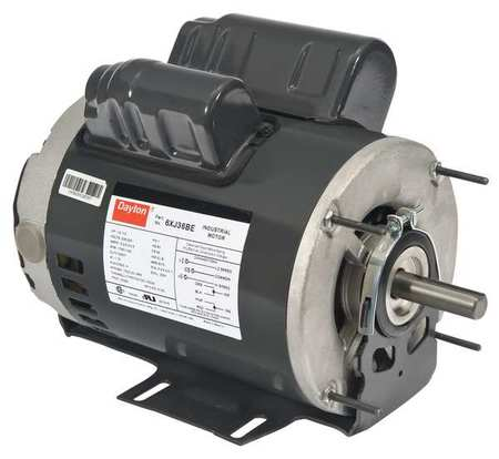 GP Mtr, CSCR, ODP, 3/4 HP, 1725 rpm, 56