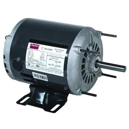 General Purpose Motor, Split-Phase, 1/4 HP