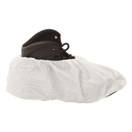 Shoe Covers, XL, White, PK200