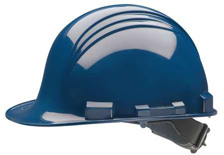 Class E Hard Hat with Rain Trough