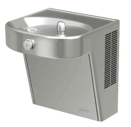 Elkay Indoor Outdoor Water Cooler Wall Front Button