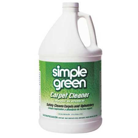 Carpet & Upholstery Cleaning Chemicals - SIMPLE GREEN