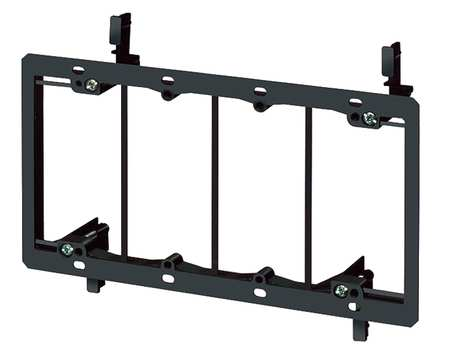 Mounting Bracket, Low Voltage, 4-Gang
