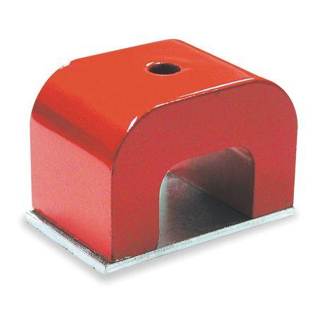 Alnico 5 Horseshoe Magnet, 22 lb. Pull