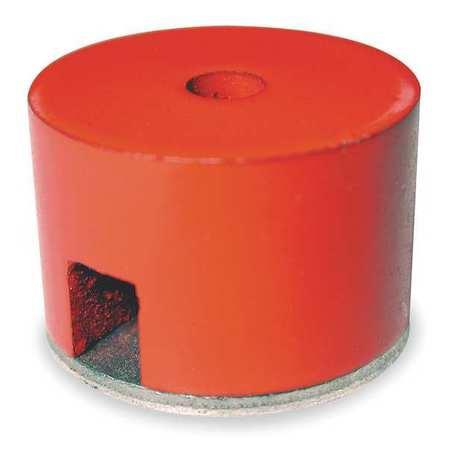 Button Magnet, Alnico 5, 6.5 lb. Pull