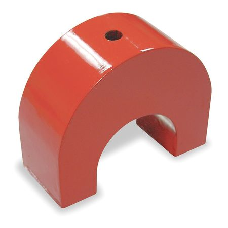 Alnico 5 Horseshoe Magnet, 50 lb. Pull