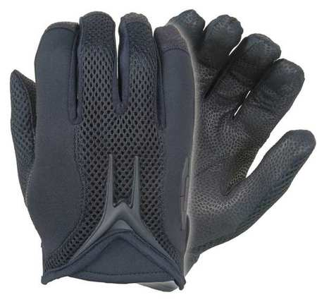 Mechanics Gloves, Black, 2XL, PR
