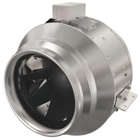 Fantech Inline Centrifugal Duct Fan 12 In Dia Fkd12xl