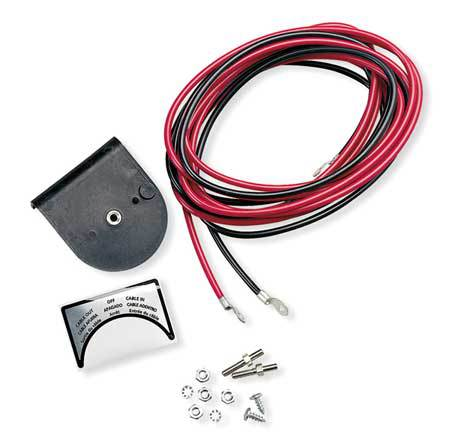 Wired Winch Remote, For 4Z326 and 5W660