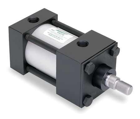 "2"" Bore Double Acting Air Cylinder 1"" Stroke"